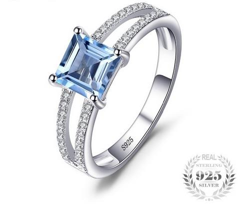 lrg halo phab detailmain blue au cut topaz and white in gold cushion rings main ring sky diamond