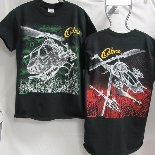 AH-1 Cobra Helicopter T-Shirt