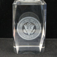 Small ARMY Logo Paperweight