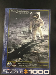Walk on the Moon Puzzle - 1000 piece