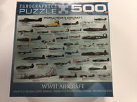 WWII Aircraft Puzzle