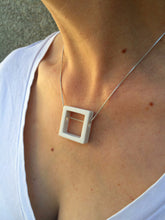 BOX NECKLACE L