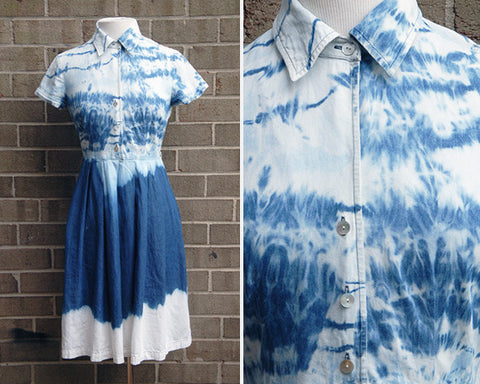 Sound Waves Summer Dress