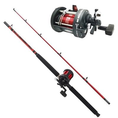 Fladen Fission Boat Rod Combo