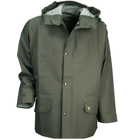 Guy Cotten Agri Waterproof Isoder Jacket Green