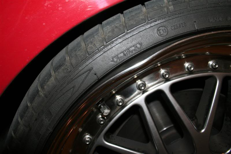 The Dangers of Driving With a Bent Rim