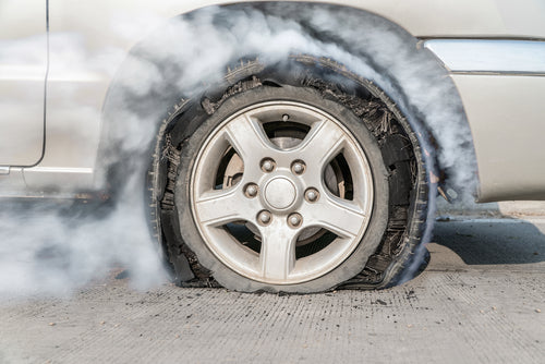 Prevent Tire Blowouts: Balance Your Wheels!