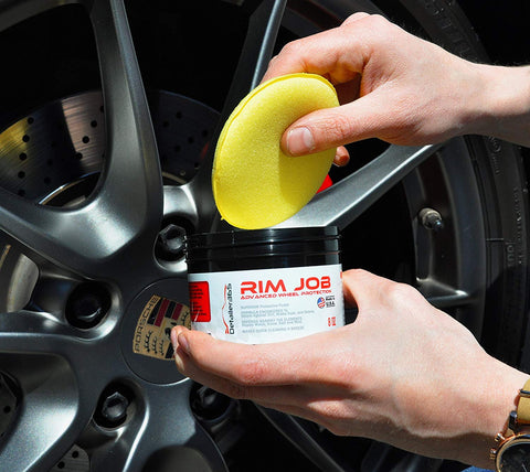 Wheel Protection Wax and Sealant