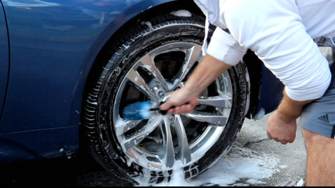 Washing Wheels