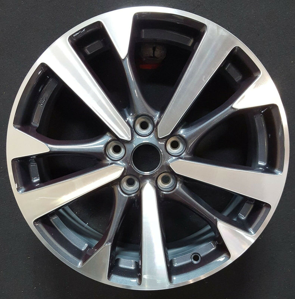 "Single 18"" Black Wheel for 2016-2018 Nissan Altima OEM Quality Alloy Rim 62720"
