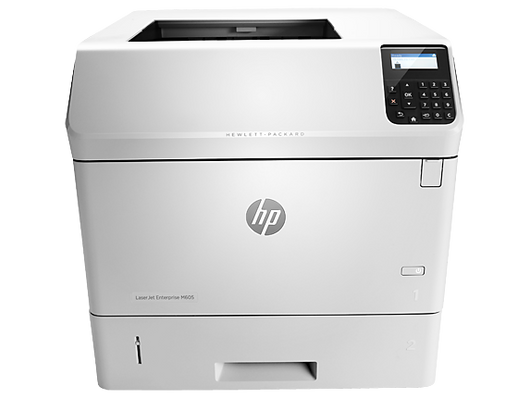 Printer -- HP LaserJet Enterprise M605n