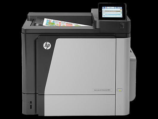 Printer -- HP Color LaserJet Enterprise M651dn Color Laser Printer