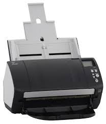 Scanner -- Fujitsu Fi 7160 Document Scanner ‑ 600 dpi x 600 dpi