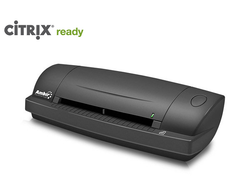 Scanner -- Ambir DS687-AS 48bit CIS Duplex 600 dpi A6 ID Card Scanner