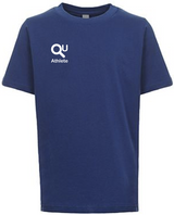 Youth Custom QU Athlete T-Shirt