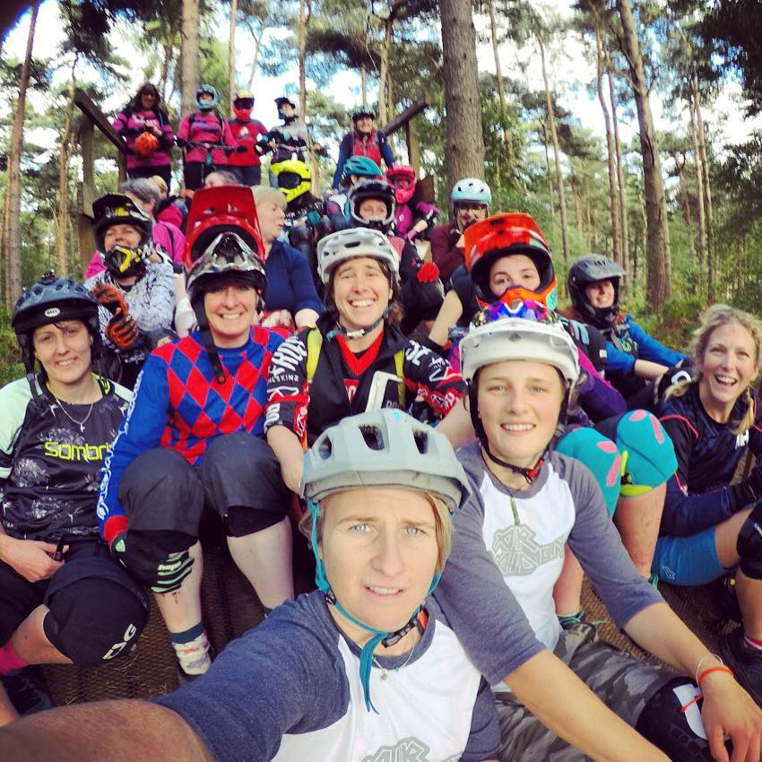 Chicksands Bike Park, Friday 23rd March 2018