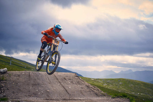 Fort William DH Skills Camp, Saturday 8th September