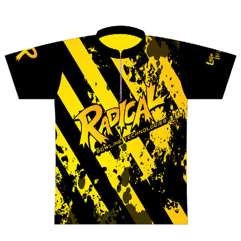 Radical Caution Tape Jersey