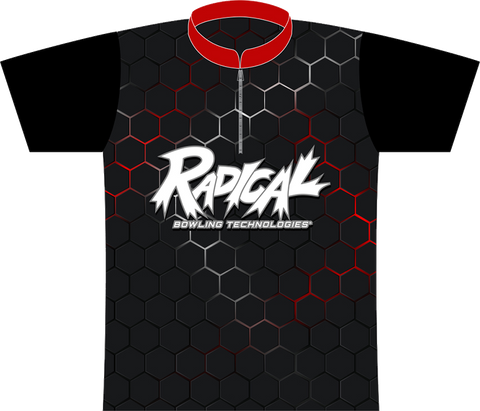 Radical Red Hex Jersey