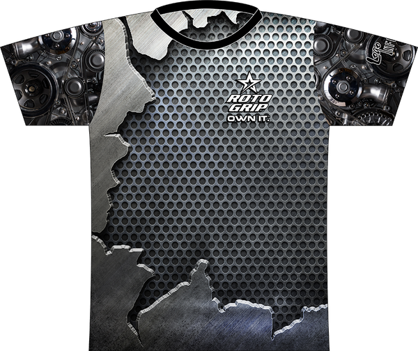 Roto Grip Metal Engine Jersey