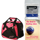 Columbia Team C300 Single Tote Pink Bowling Bag