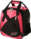 Bowling Bags - Columbia Team C300 Single Tote Pink + 2 Free Gifts