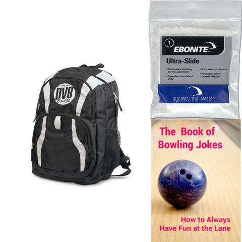 DV8 Circuit Backpack Bowling Bag