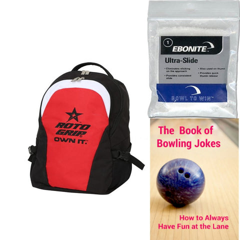 Roto Grip Backpack Bowling Bag