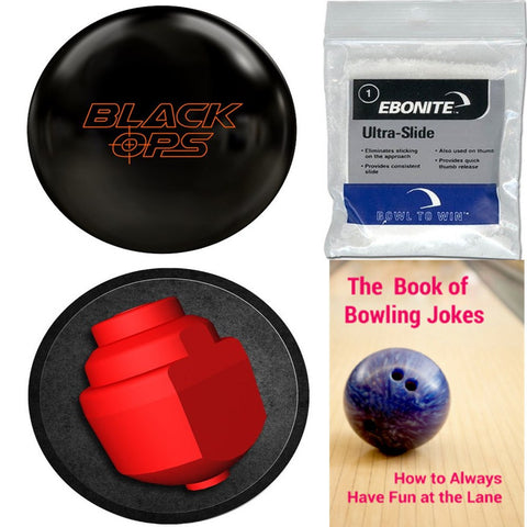 900 Global Black Ops Bowling Ball