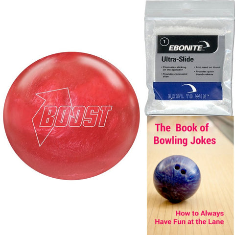 900 Global Boost Pink Sparkle Bowling Ball
