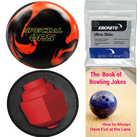 900 Global Special Ops Bowling Ball