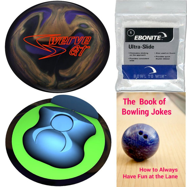 Columbia Swerve GT Bowling Ball