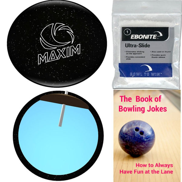 Ebonite Maxim Night Sky Bowling Ball