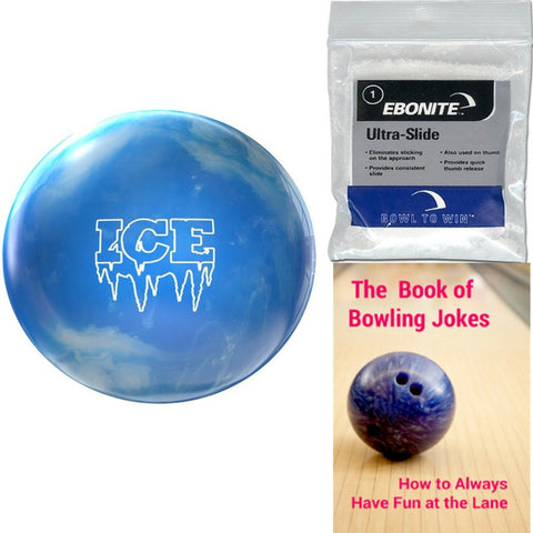 Storm Ice Storm Blue/White Bowling Ball