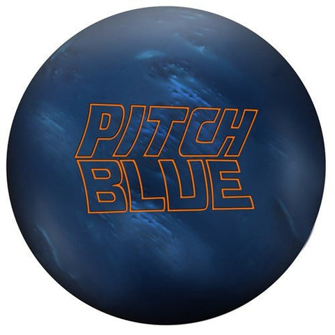 Bowling Balls - Storm Pitch Blue Pearl Urethane