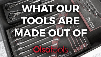 What Our Tools Are Made Out of
