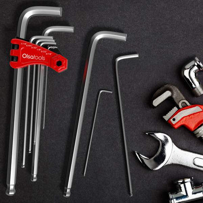 All About Allen Hex Keys: Common Types