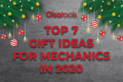 Top 7 Gift Ideas For Mechanics In 2020
