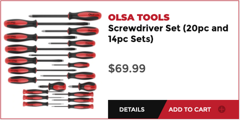 Professional Screwdriver Set