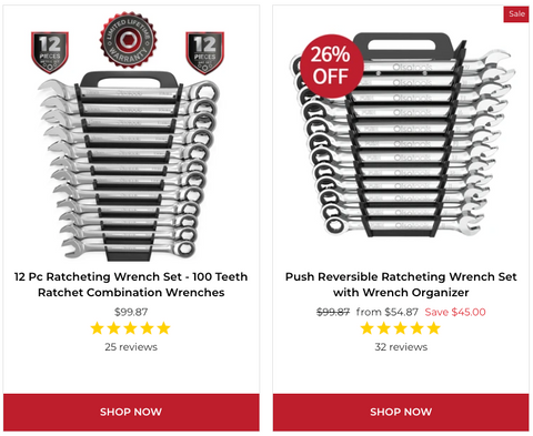 Professional Ratchet Wrench