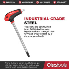 The Best Allen Wrench Set With Professional-Grade Steel