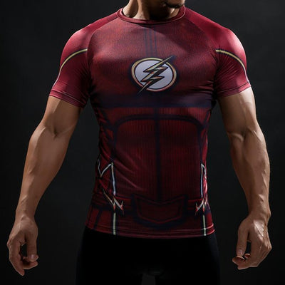 Flash  Compression Shirt