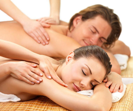 Couples One Hr Massage