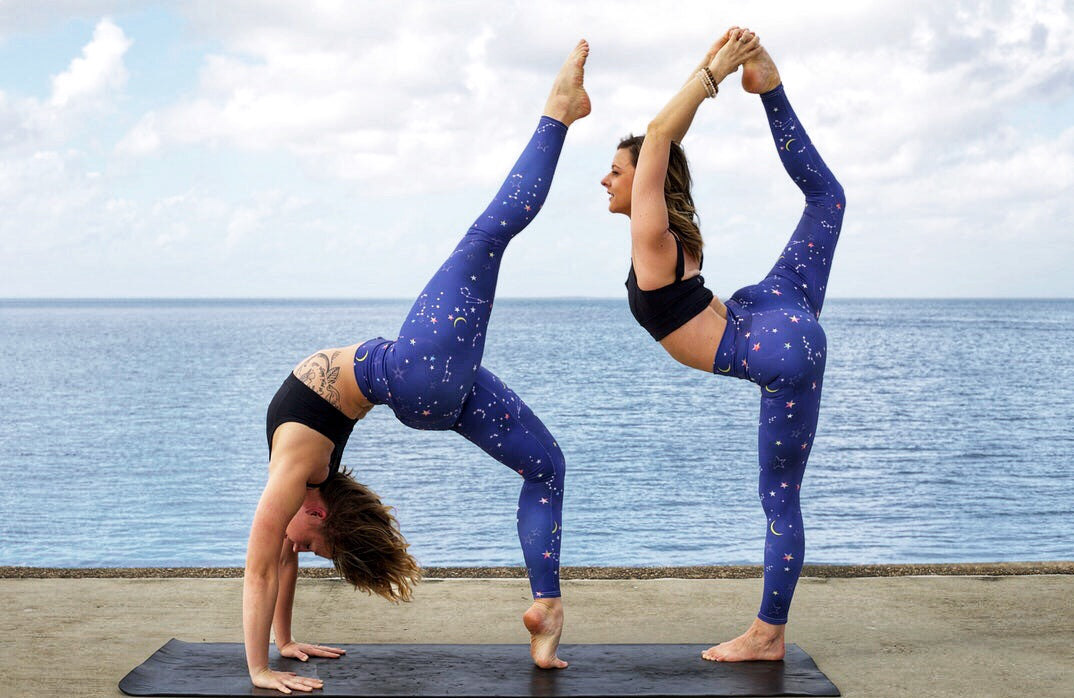 New Orleans Yoga Apparel