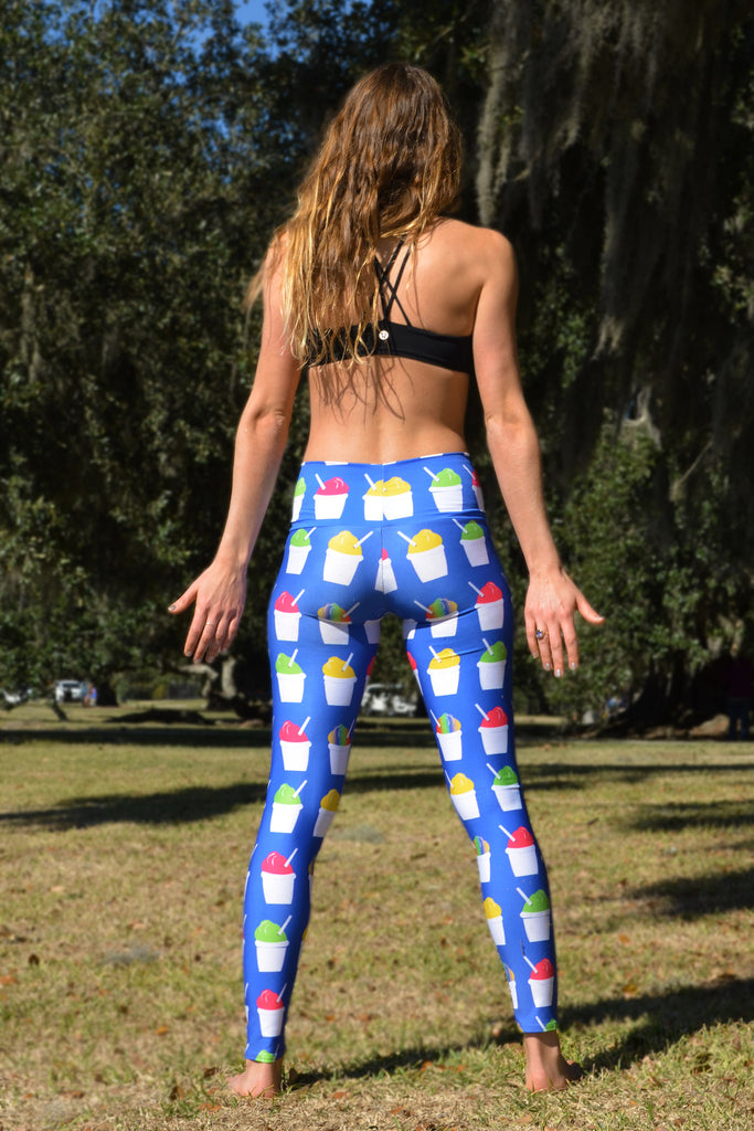 Snowball Yoga Pants