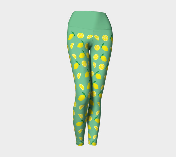 Lemonade Yoga Pants
