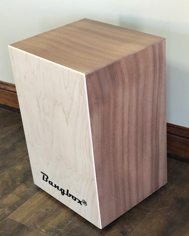 "Bangbox ""Sapele Mahogany Large"" Model"