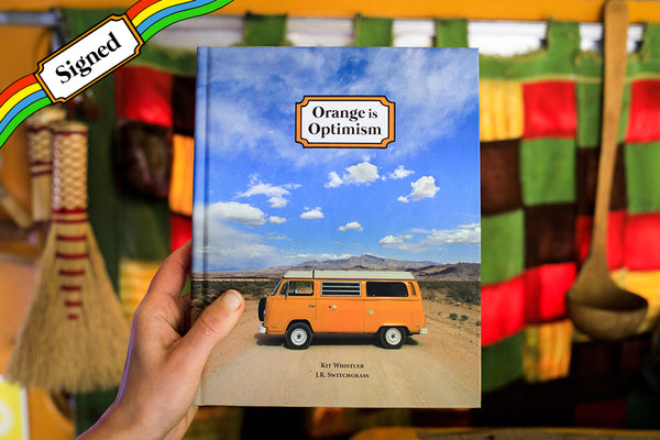 Signed Copy of Orange is Optimism