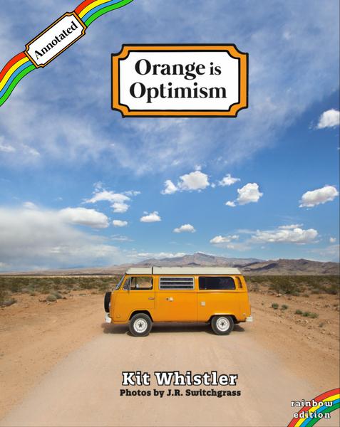Annotated Rainbow Edition - Orange is Optimism