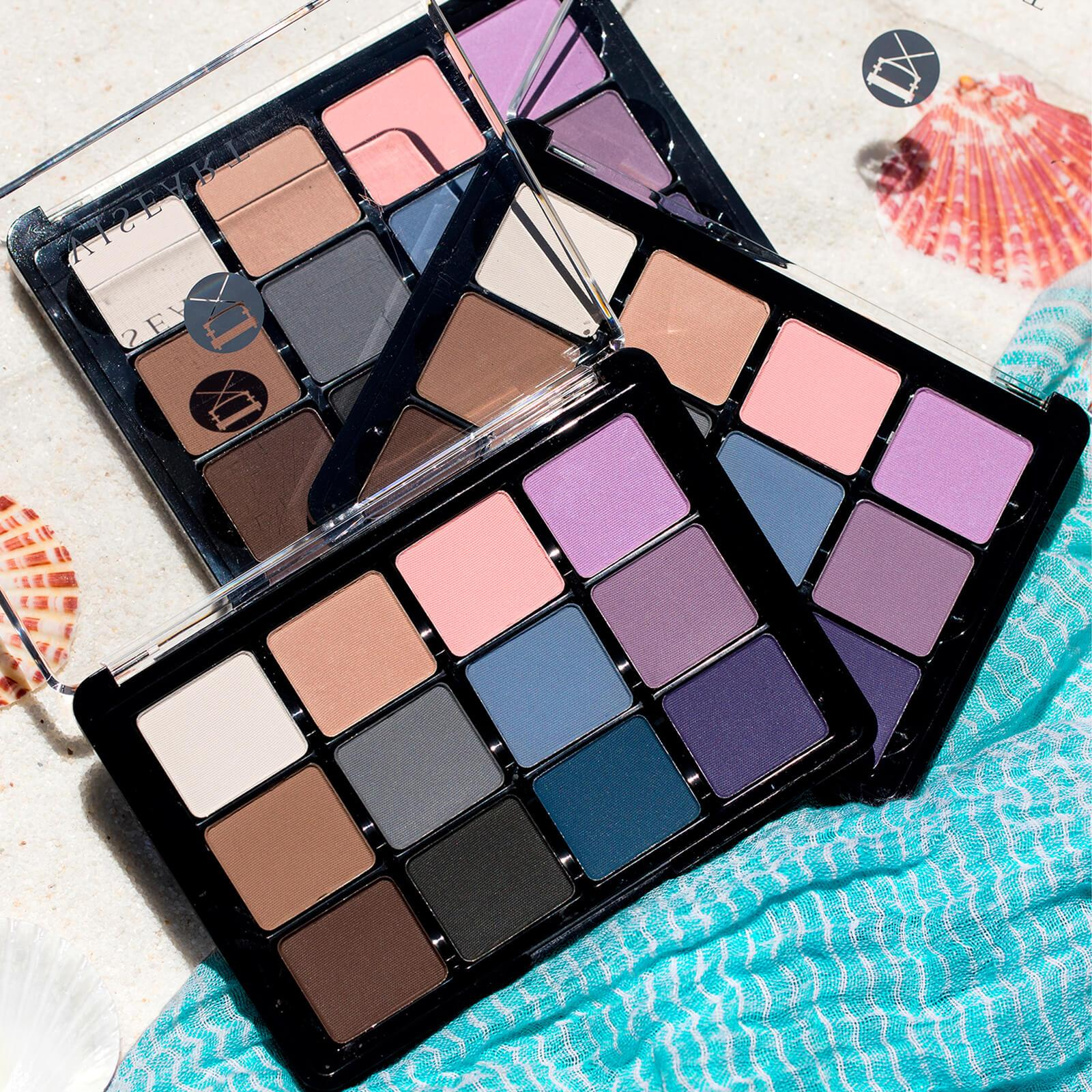 11 Cool Mattes 2 Eyeshadow Palette